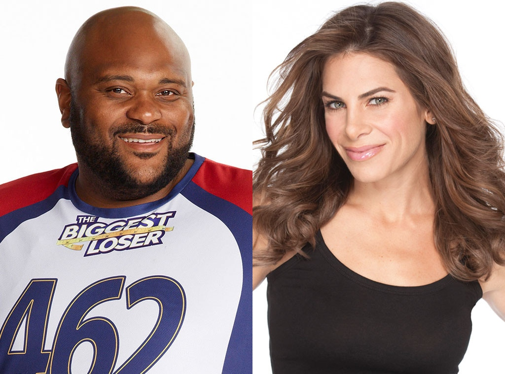 Ruben Studdard, Jillian Michaels, Biggest Loser