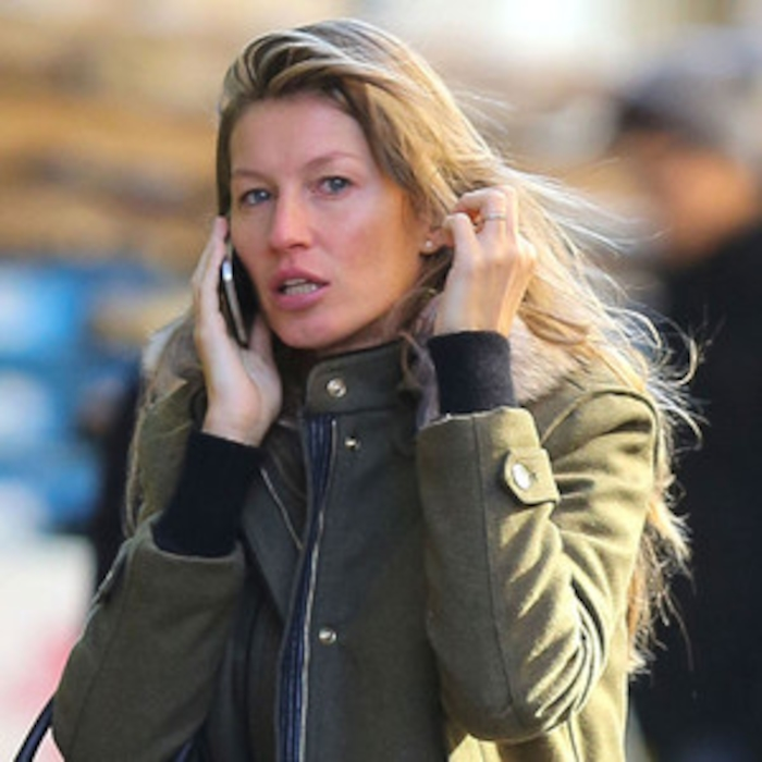 Gisele Bündchen Without Makeup: Yes, She's Still Beautiful as Ever ...