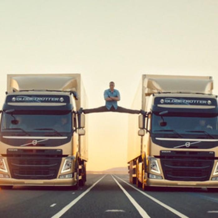 Jean Claude Van Damme Volvo – Auto Bild Idee