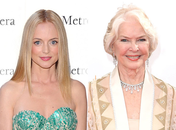 Heather Graham, Ellen Burstyn