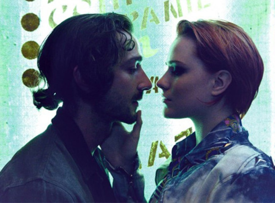 Shia Labeouf,  Necessary Death of Charlie Countryman