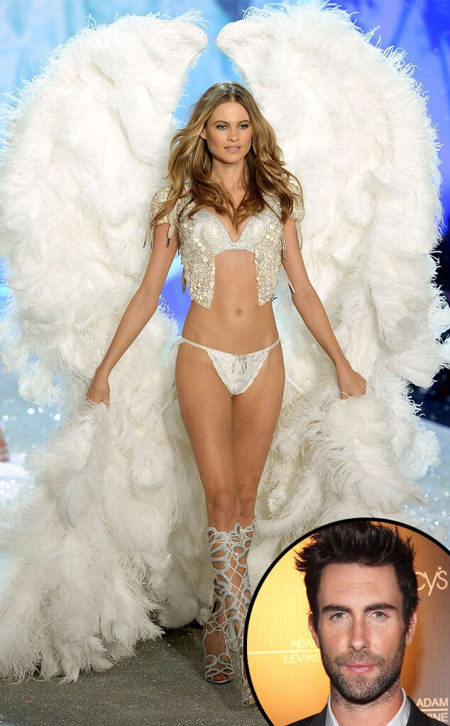 Behati Prinsloo, Victoria's Secret Fashion Show, Adam Levine