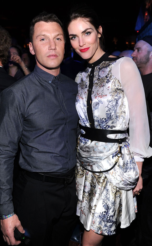 Sean Avery, Hilary Rhoda
