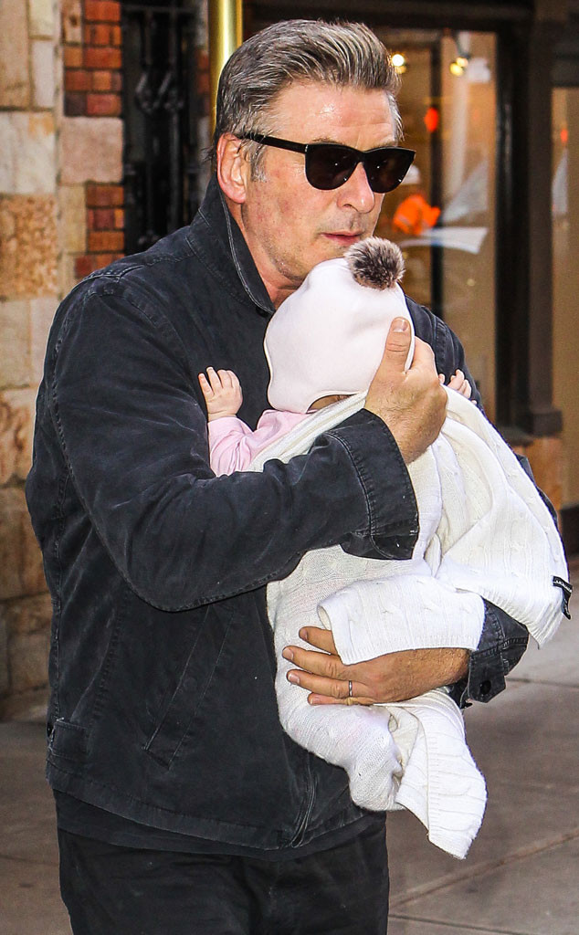Alec Baldwin, Daughter