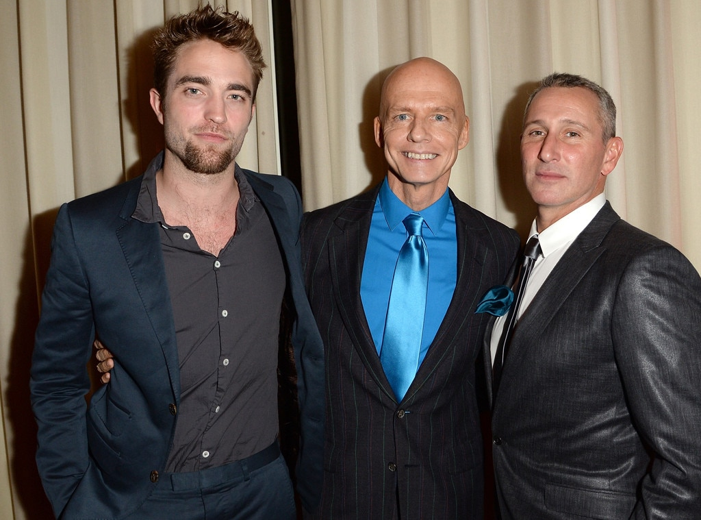 Robert Pattinson, Scott Fifer, Adam Shankman