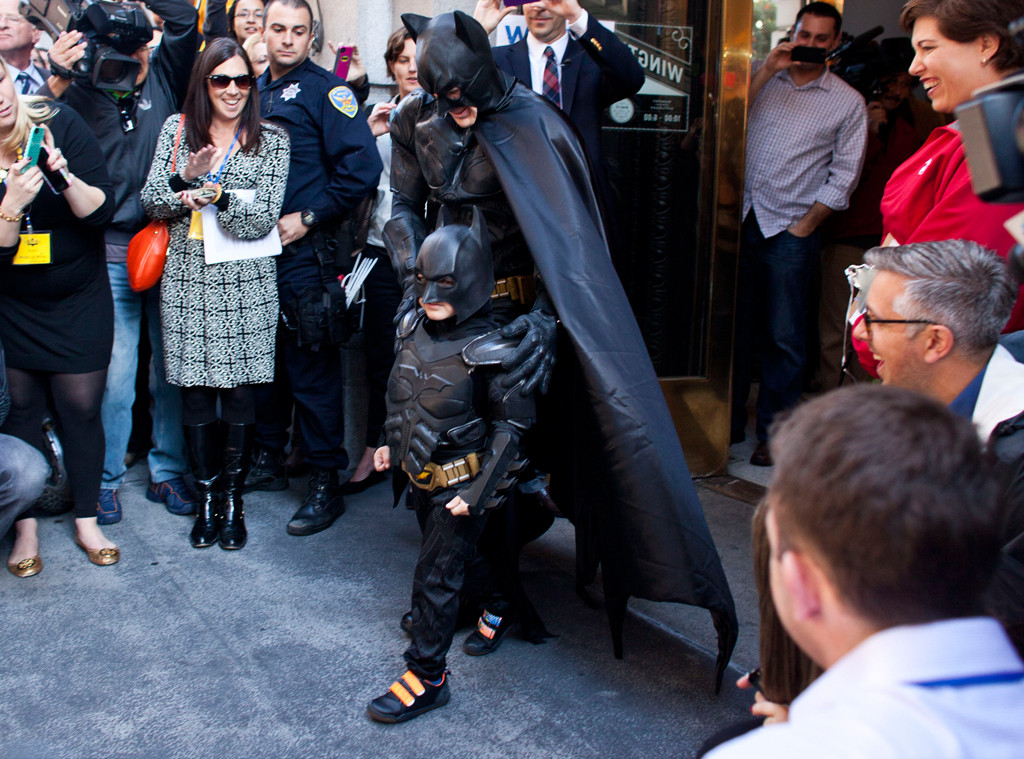 Batman, Batkid, Make-A-Wish, Miles