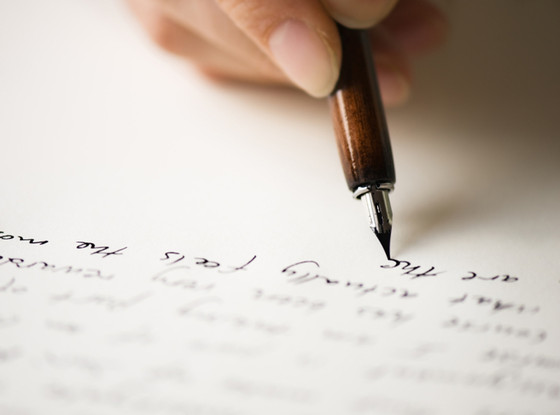 paragraph for handwriting