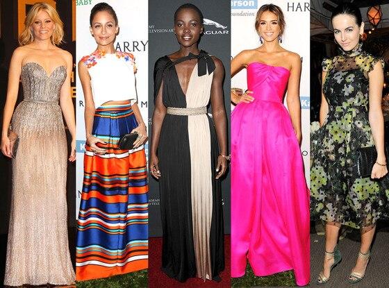 Lupita Nyong'o, Jessica Alba, Camilla Belle, Nicole Richie, Elizabeth Banks