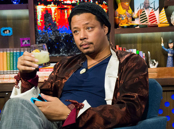 Terrence Howard, WATCH WHAT HAPPENS LIVE
