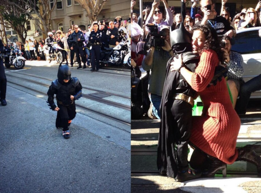 Batman, Batkid, Make-A-Wish, Twitter