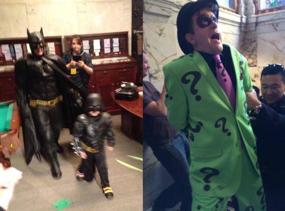 Batman, Batkid, Make-A-Wish, Twitter