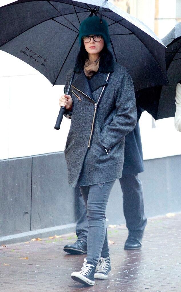 Katy Perry, Rainy Day Style