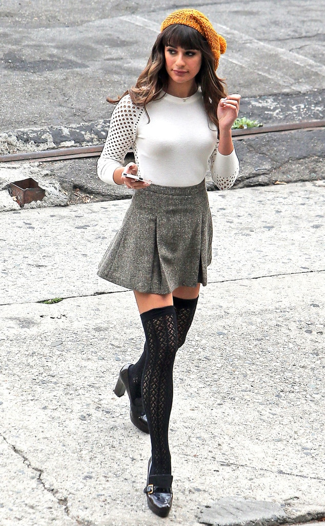Lea Michele from The Big Picture: Today's Hot Photos | E! News