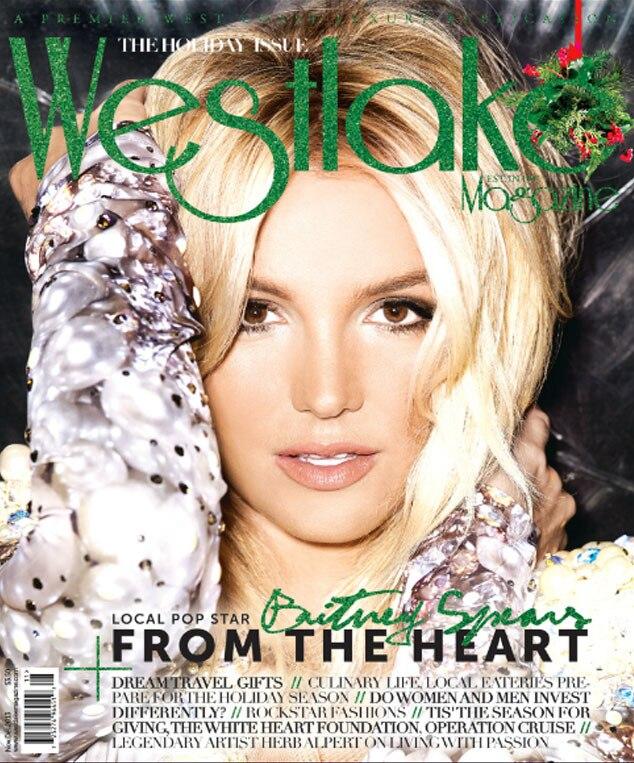 Westlake Magazine, Britney Spears