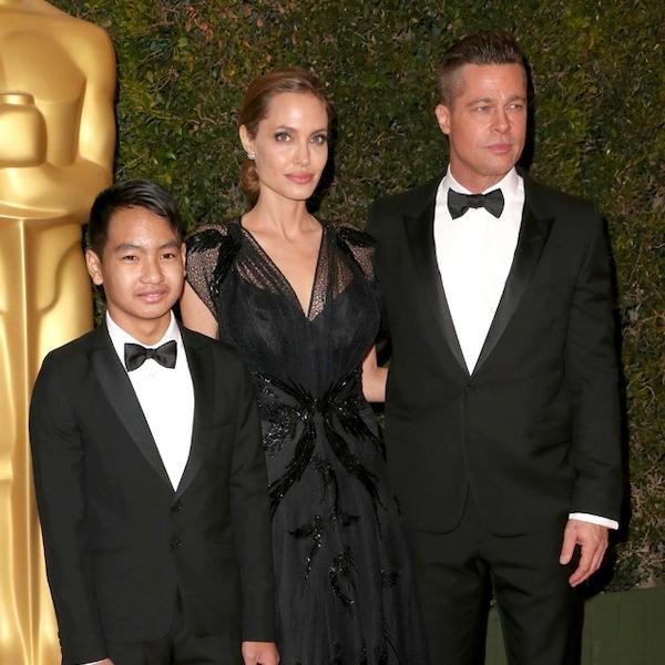 Dapper Gentleman from Maddox Jolie-Pitt Through the Years ...