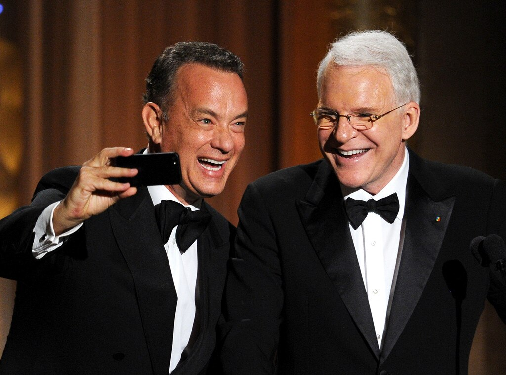 Tom Hanks, Steve Martin