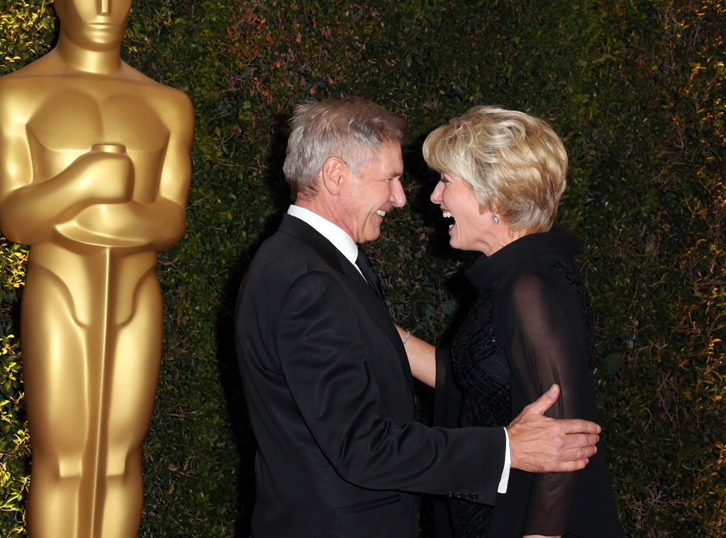 Harrison Ford, Emma Thompson