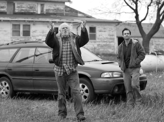 Nebraska, Movie