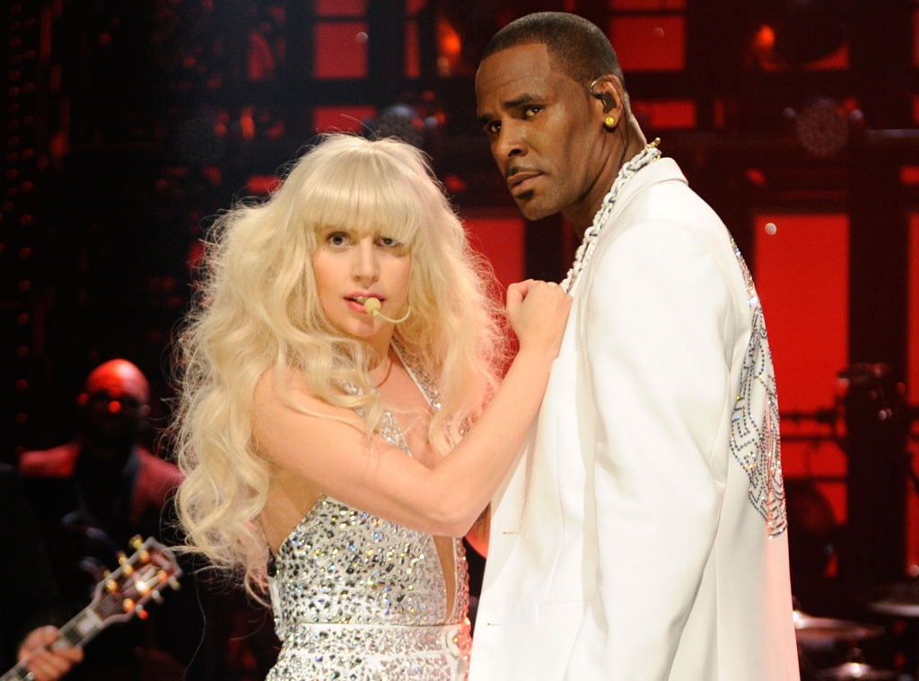 Lady Gaga, R. Kelly