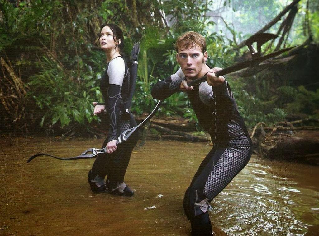 Sam Claflin, Hunger Games: Catching Fire