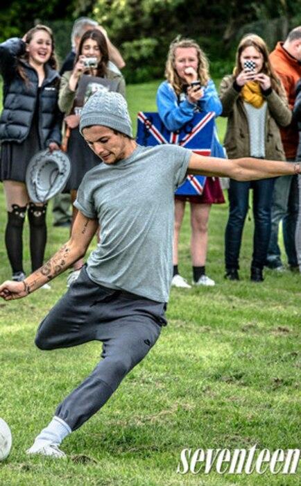 Seventeen Magazine, One Direction