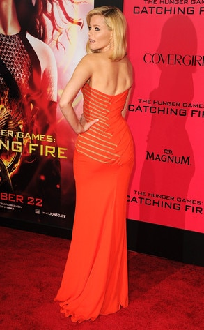 Elizabeth Banks, The Hunger Games: Catching Fire