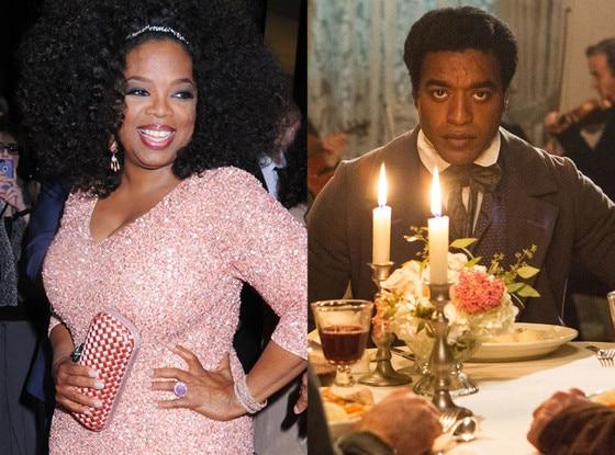 Oprah, 12 Years a Slave
