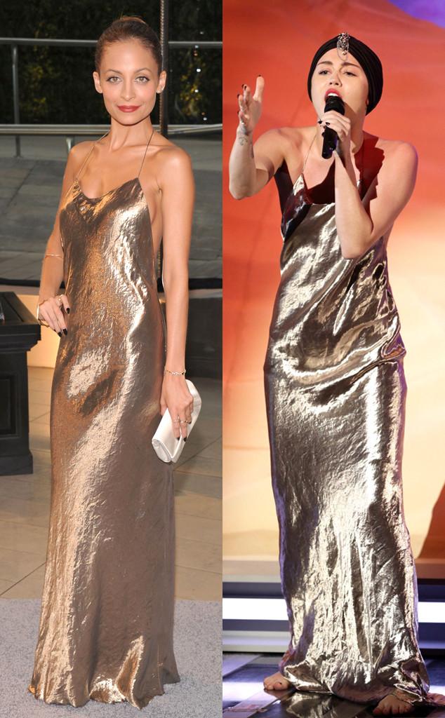 Nicole Richie, Miley Cyrus