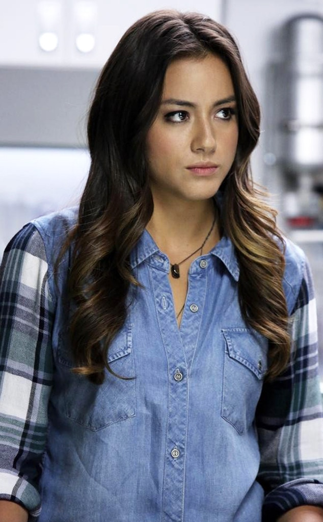 Chloe Bennett, Marvel's Agents of S.H.I.E.L.D.