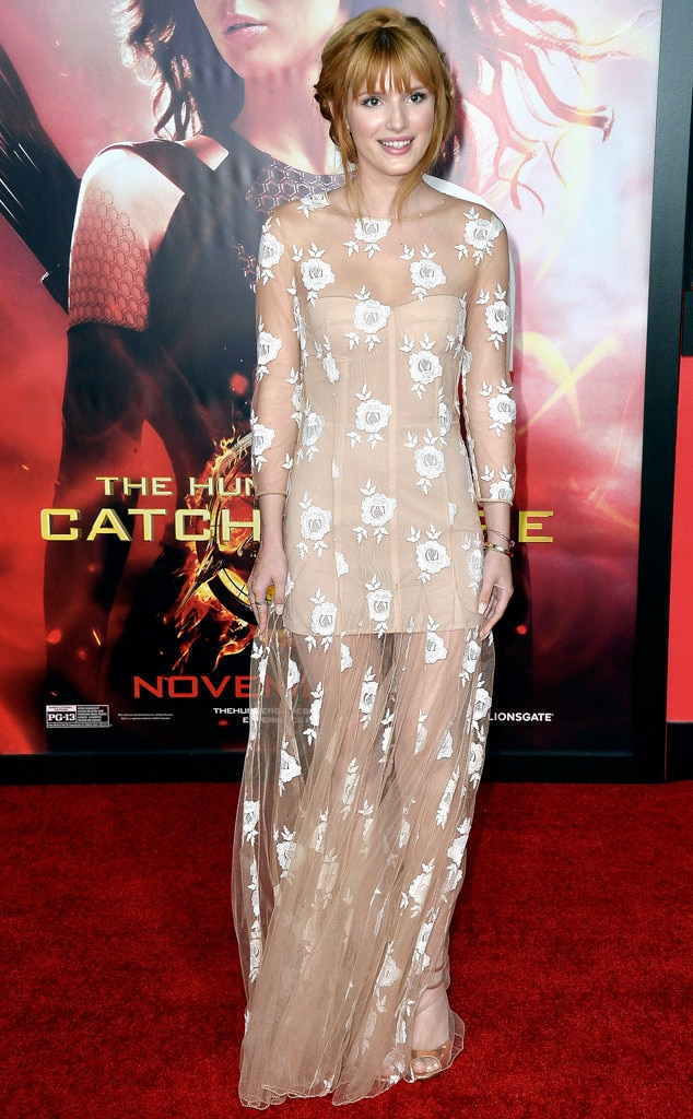 Bella Thorne, The Hunger Games: Catching Fire