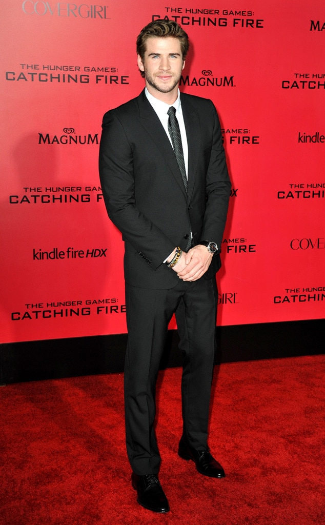 Liam Hemsworth, The Hunger Games: Catching Fire