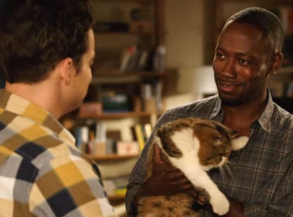 Lamorne Morris, New Girl