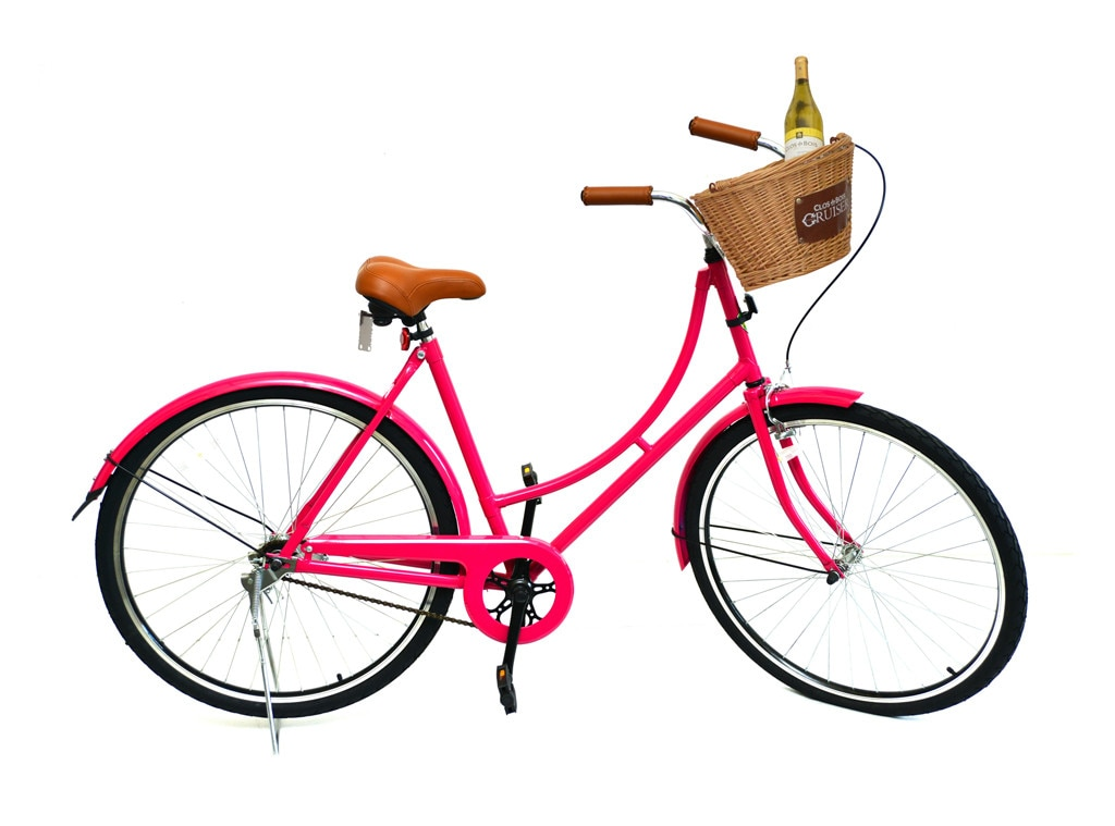 C. Wonder Pink Bike, Her Gift Guide