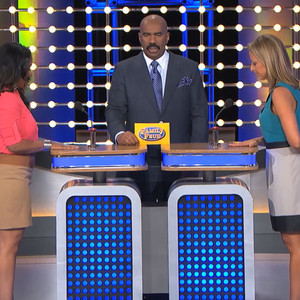 To know about what happens behind the scenes at family feud e news