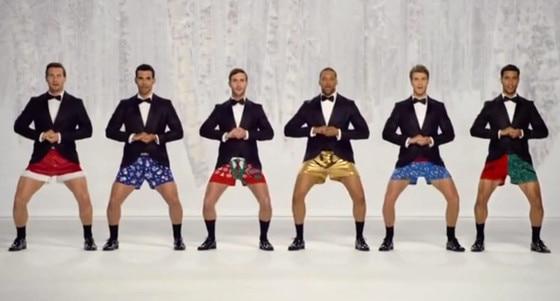 Kmart, Joe Boxer, Christmas Ad