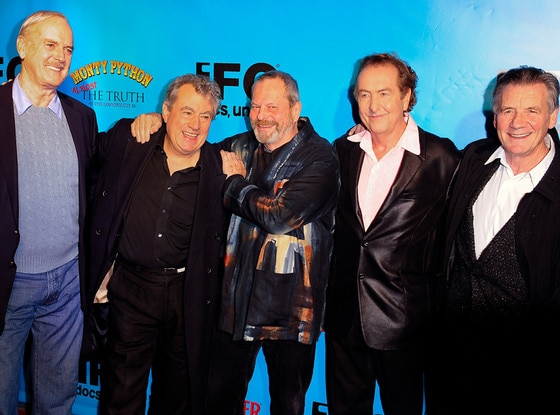 John Cleese, Terry Jones, Terry Gilliam, Eric Idle, Michael Palin, Monty Python