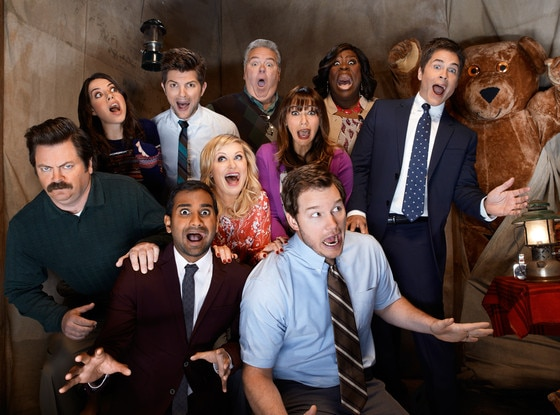 Parks and Recreation, Cast