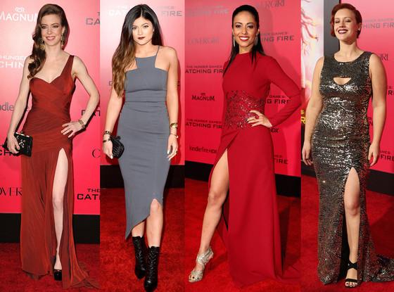 Kylie Jenner, Meta Golding, Bruce Bundy, Elena Sanchez