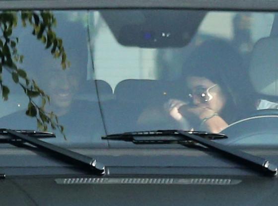 Kylie Jenner, Jaden Smith