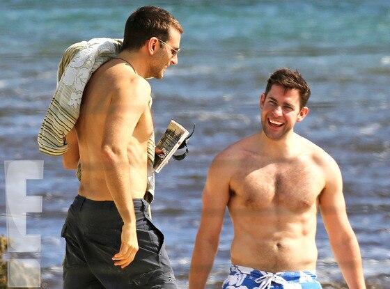 Bradley Cooper, John Krasinski