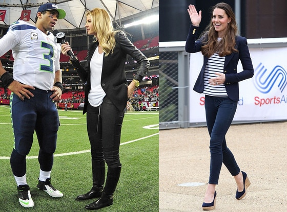 Duchess Kate, Duchess Catherine, Erin Andrews