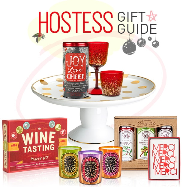 2013 Holiday Gift Guide - Hostess