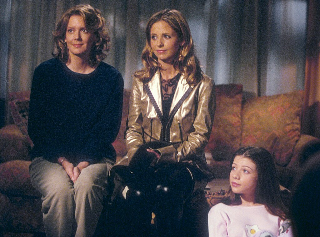 Kristine Sutherland, Buffy