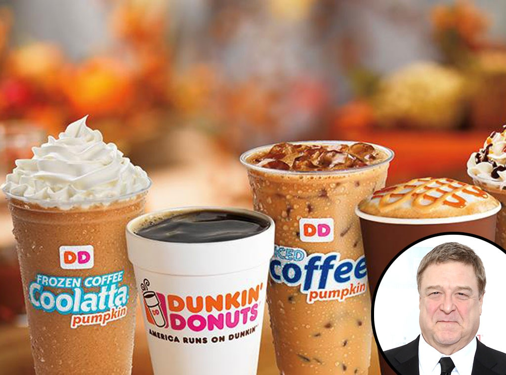 Celebrity Voiceovers, John Goodman, Dunkin' Donuts