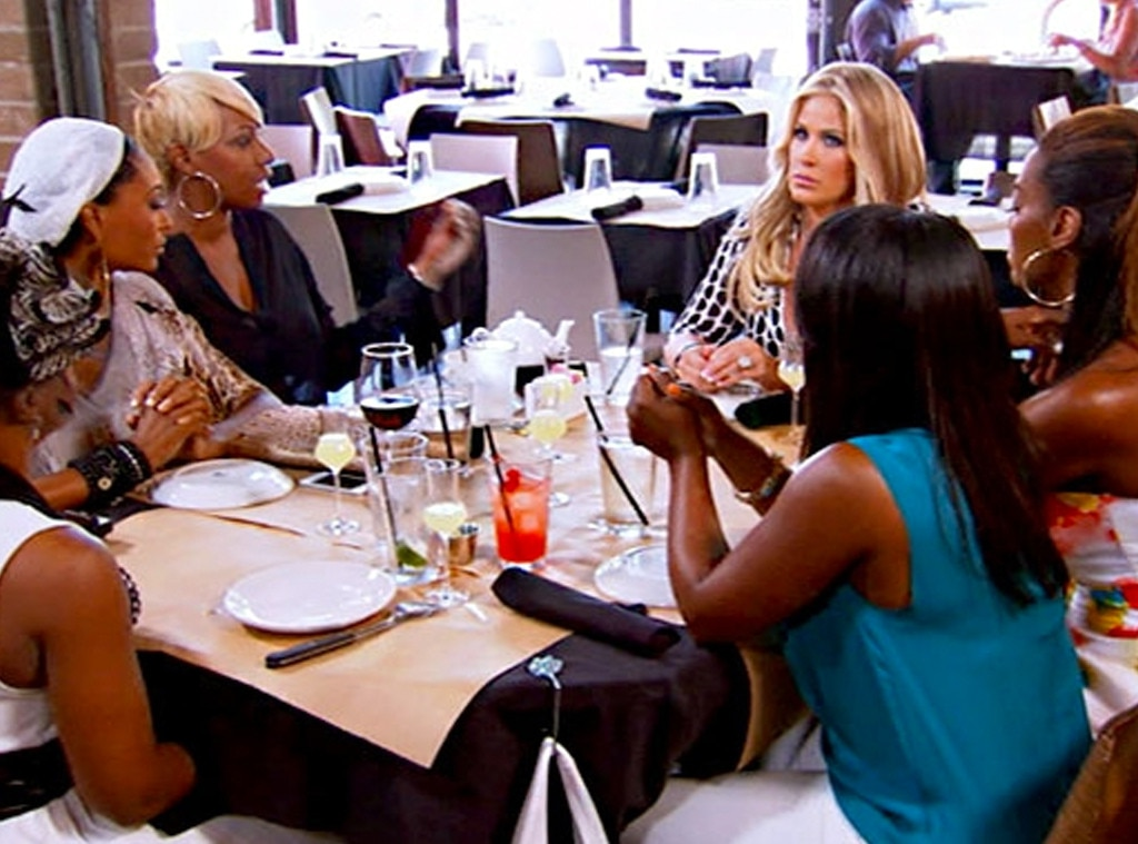 Kim Leaves RHOA for good, Real Housewives of Atlanta OMG Moments