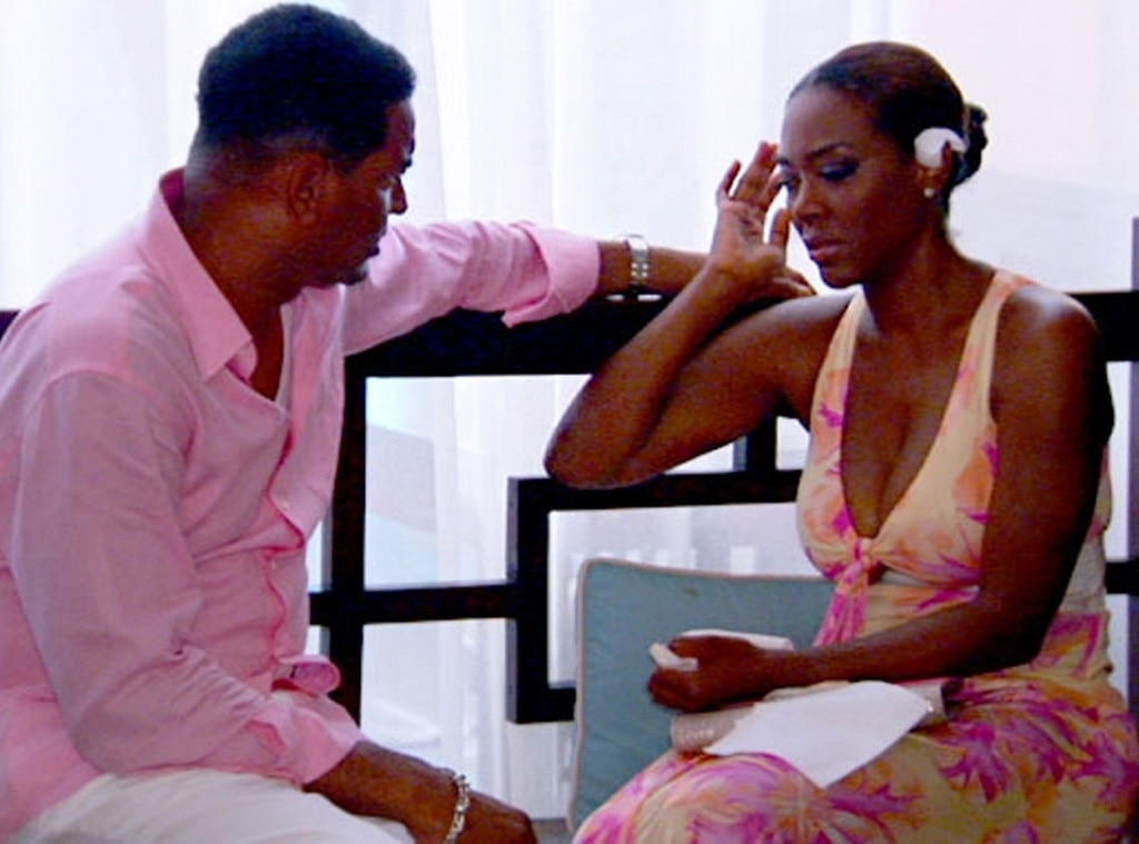 Kenya and Walters vacation arguement, Real Housewives of Atlanta OMG Moments