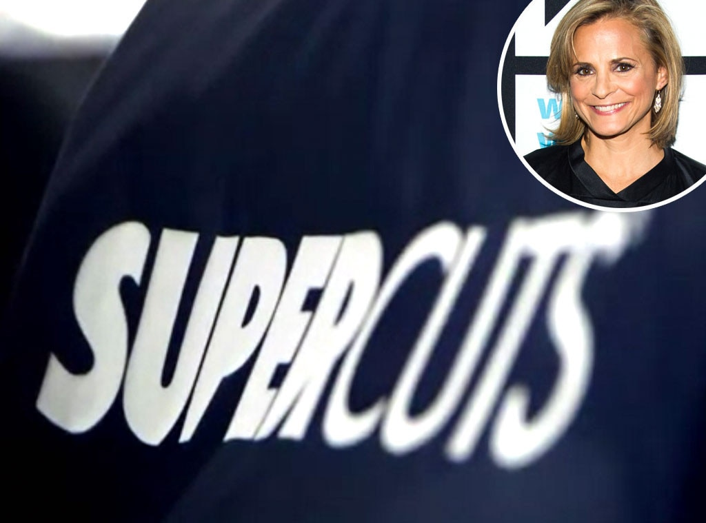 Amy Sedaris for SuperCuts, Celebrity Voiceovers