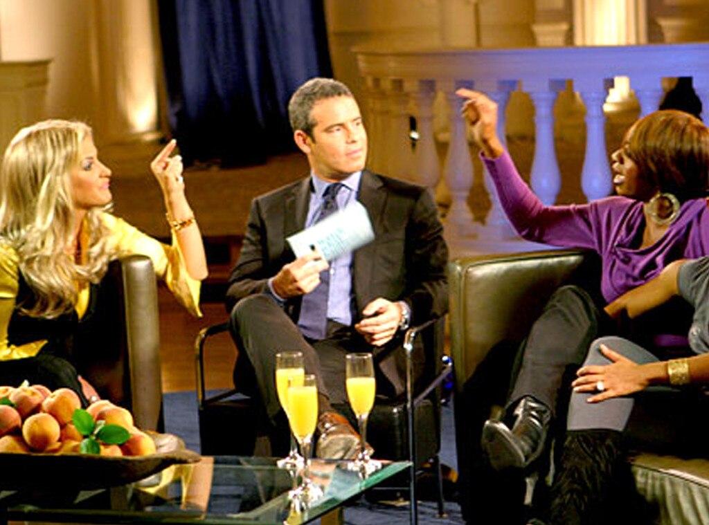 Real Housewives of Atlanta, NeNe Leakes, Kim Zolciak, OMG Moments