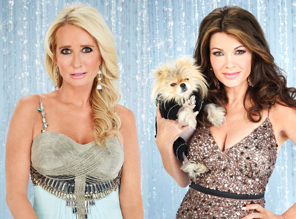 Lisa Vanderpump, Kim Richards, RHOBH