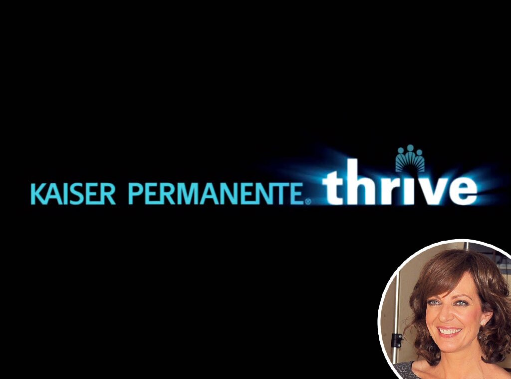 Celebrity Voiceovers, Allison Janney, Kaiser Permanente